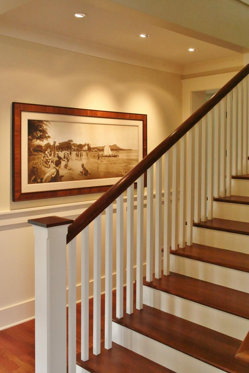 period style stair